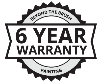 6 Year Painting Warranty